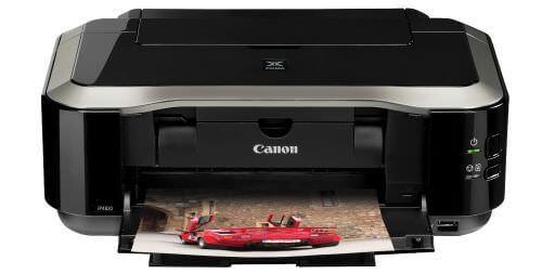 Reset Printer Canon - Image