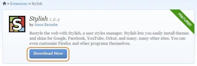 Cara Ganti Background Facebook - Firefox Stylish Addon