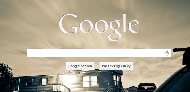 Cara Mengubah Tampilan Google - Background
