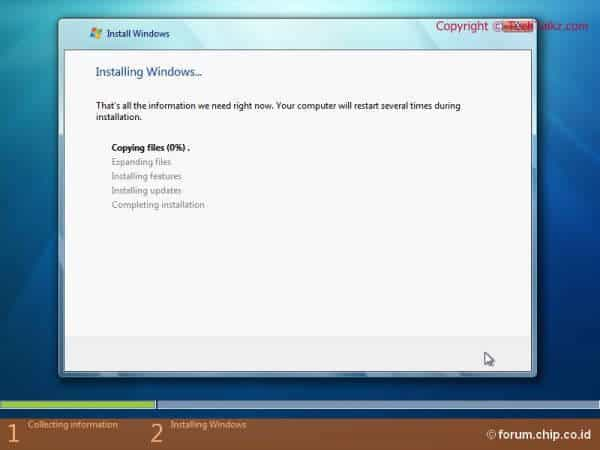Cara Mudah Memformat Komputer - Install_OS
