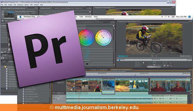 Cara Mengedit Video - Adobe Premiere