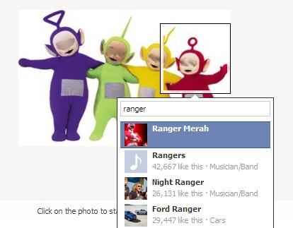 Cara Tagging di Facebook - 2