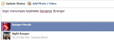 Cara Tagging di Facebook - 3