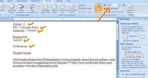 Tata Cara Membuat Mail Merge 05