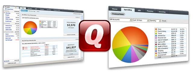 Aplikasi Manajemen Keuangan Quicken