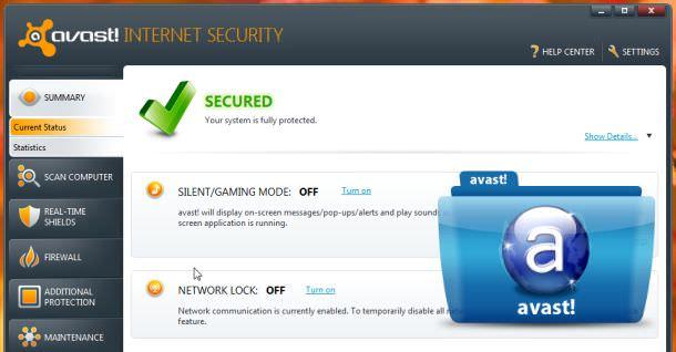 Anti Virus Terbaik : Avast