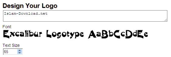 Cara Pilih Font Desain Nama