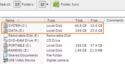Cara Memformat Harddisk - Drive C/D