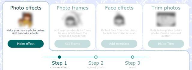 Cara Mengedit Foto dengan LoonaPix