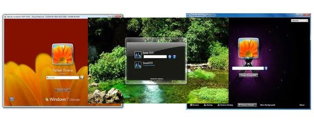 Cara Merubah Logon Windows 7