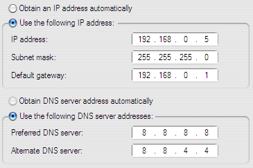 Cara Setting IP LAN 2 Komputer - Primary