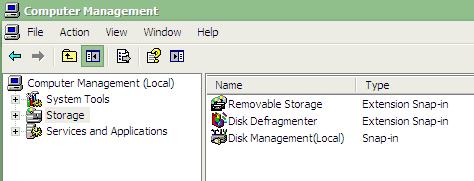Cara Mengganti Huruf Partisi Harddisk - Storage Management