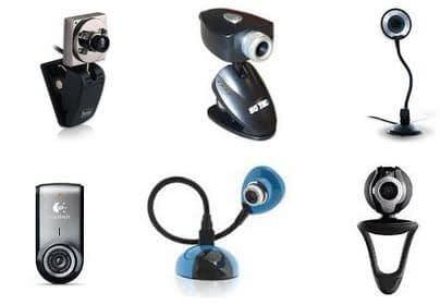 Contoh Macam Webcam