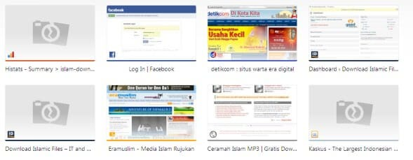 Data Browsing Google Chrome