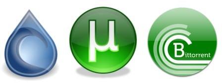 Deluge Utorrent Bittorrent
