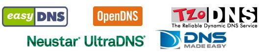 DNS Server Tercepat - Companies