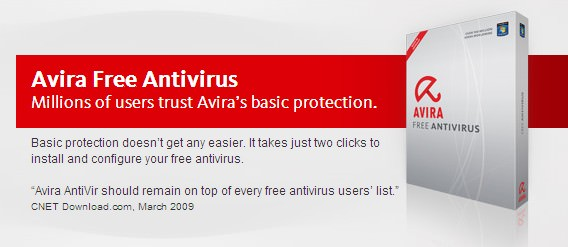 Anti Virus Terbaik : Avira