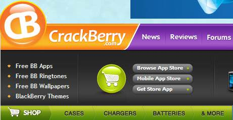 Download Blackberry Themes Crackberry