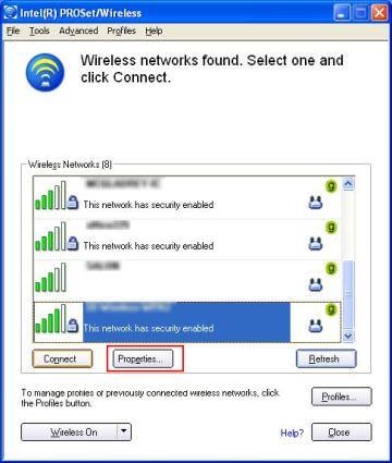 Cara Mengatasi Wi-Fi Terputus - Properties