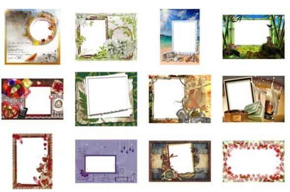 Loonapix Photo Frames