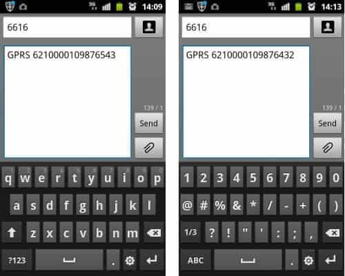 Screenshot Aktivasi GPRS Simpati