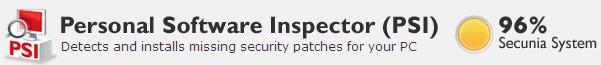 Software Keamanan Security : Secunia
