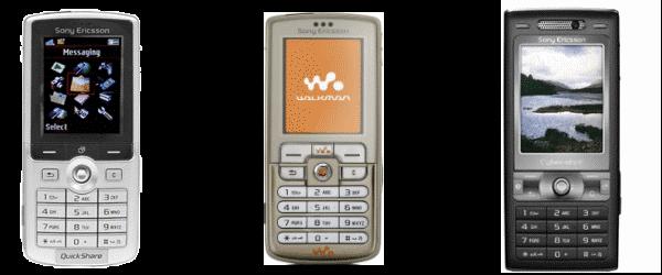 Cara GPRS Setting Sony Ericsson