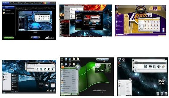 Stardock Mycolors Themes