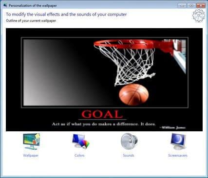 Cara Mengganti Wallpaper Windows 7