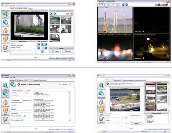 WebCamXP Screenshots