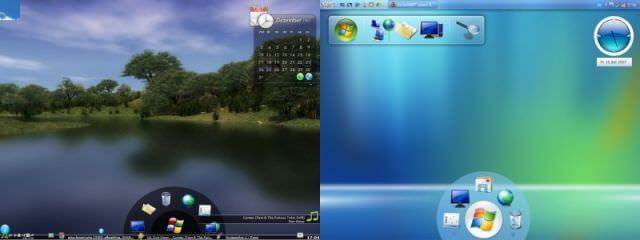 Software Merubah Tampilan Windows XP ke Windows 7