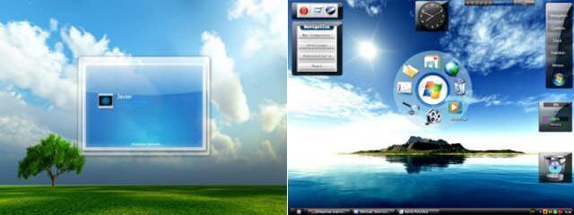 Windows XP Transformation Vienna