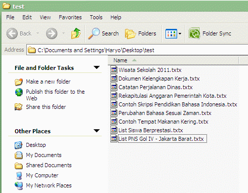 Icon MS Office Berubah Tampilan